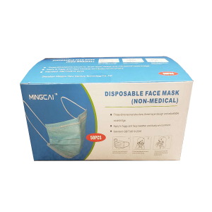 Disposable Mask Non Med 3PLY (50 pcs/Box)