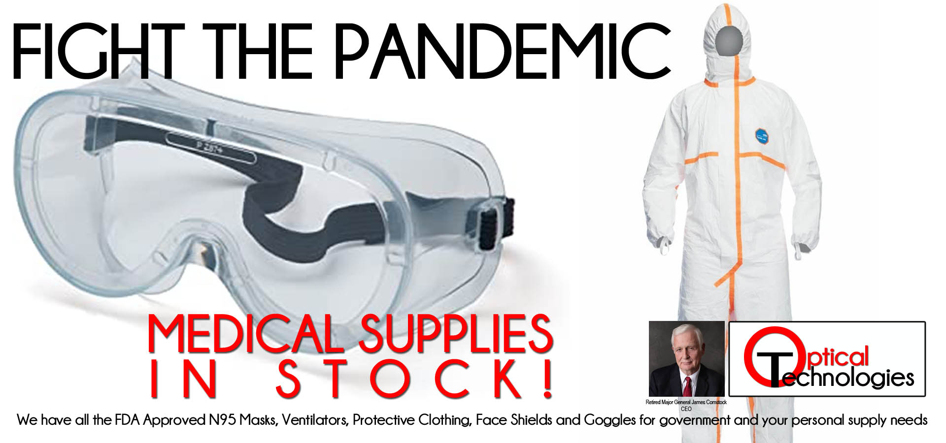 Medical Supplies In Stock Fight The Pandemic